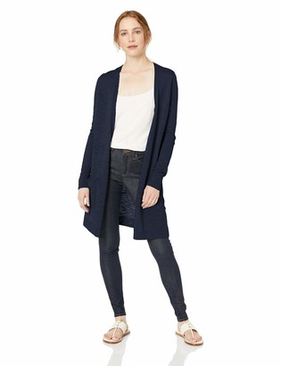 Daily Ritual Amazon Brand Women's Lightweight Duster Cardigan