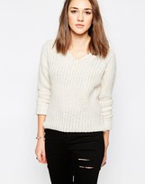 Brave Soul V Neck Sweater