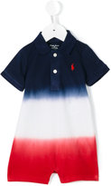Ralph Lauren degradé shortsleeved body - kids - Cotton - 6 mth