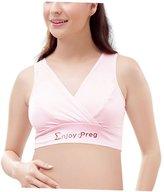 Acme Womens Seamless Nursing Maternity Bra Bralette Size