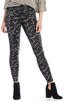 Hue Camouflage Essential Denim Leggings