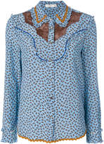 Coach embroidered shirt