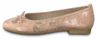 Jana Softline Women's 8-8-22162-24 Ballet Flats