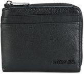 Diesel small zipped wallet