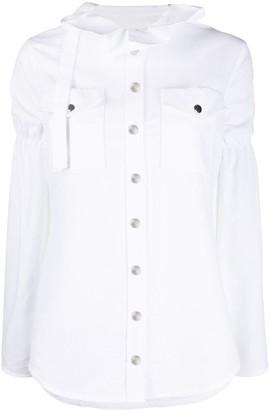 Thebe Magugu Victorina shirt
