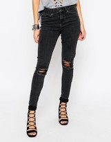 Noisy May Lucy Slim Jeans 32