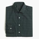 J.Crew Ludlow shirt in dark navy plaid