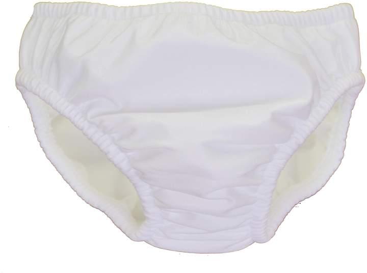My Pool Pal MYPDO Reusable Swim Diaper, White, 12 Months
