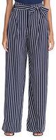 Lauren Ralph Lauren Wide-Legged Stripe Pants