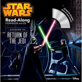 Disney Star Wars Episode VI: The Return of the Jedi Read-Along Storybook and CD