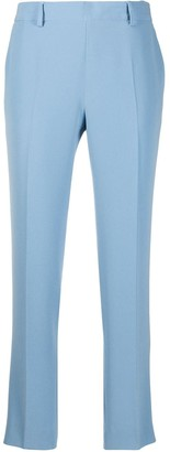 Alberto Biani Mid-Rise Tapered Trousers