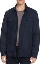Original Penguin Cotton Slim Fit Shirt Jacket