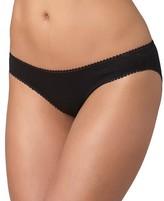 OnGossamer Cabana Cotton Hip Bikini