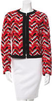 Giambattista Valli Wool-Blend Embroidered Jacket