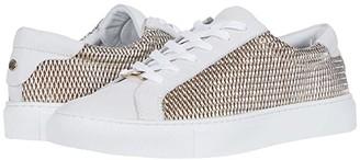 J/Slides Lacee Laser (Gold Metallic) Women's Shoes
