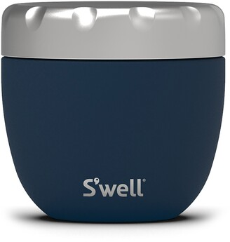 Swell Eats(TM) 21.5-Ounce Stainless Steel Bowl & Lid