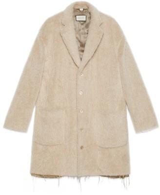 Gucci Alpaca wool blend coat