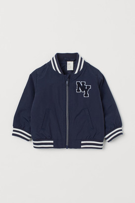 H&M Baseball Jacket - Blue