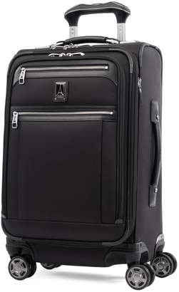 Travelpro Platinum Elite Expandable 21-Inch Carry-On Spinner