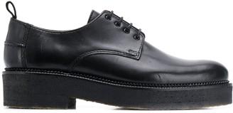 Ami Paris thick sole Derby shoes