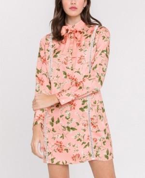 Endless Rose Floral-Print Shift Dress