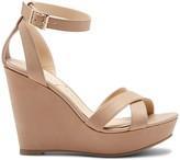 Sole Society Colette Platform Wedge Sandal