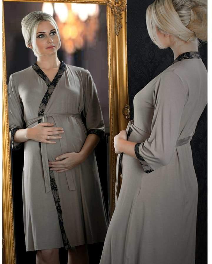2d24d4eb19788 Maternity Nightdress - ShopStyle UK
