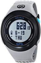 Soleus Unisex SG100-077 GPS FIT Fitness Digital Watch