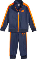 Puma 2-Pc. Track Jacket and Pants Set, Toddler Boys (2T-5T)