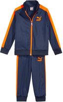 Puma 2-Pc. Track Jacket & Pants Set, Toddler Boys (2T-5T)