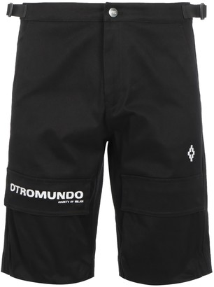 Marcelo Burlon County of Milan Bermudas