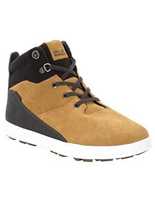 Jack Wolfskin Auckland WT Texapore MID Men's Waterproof Fleece Lined Winter Sneaker Chukka Boot