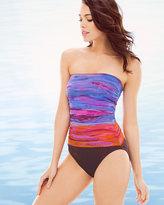 Soma Intimates Horizon Bandeau One Piece Swimsuit