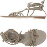 Alberta Ferretti Thong sandals