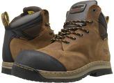 Dr. Martens Work - Deluge Electrical Hazard Waterproof Steel Toe 6-Eye Boot Men's Work Lace-up Boots