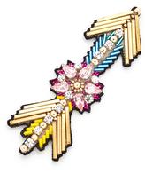 Huda Al Nuaimi Arrow Pin
