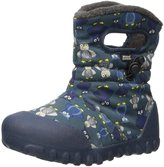 Bogs B-Moc Puff Owl Winter Snow Boot (Toddler/Little Kid)