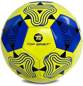 Capelli New York Kid's Size 5 Geo Lines Top Spirit Soccer Ball