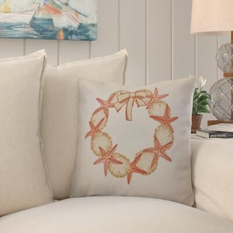 Kess InHouse Vasare NAR Carrousel Geometric Rainbow 26 x 26 Square Floor Pillow