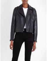 Rag & Bone Mercer leather biker jacket