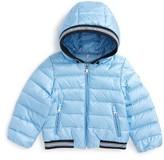 Moncler Infant Goustan Water Resistant Down Jacket