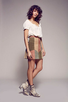 Free People Womens COULD BE US PWORK MINI