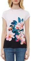 Ted Baker Orchid Wonderland Tee - 100% Exclusive