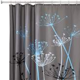 InterDesign Thistle Fabric Shower Curtain