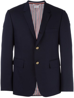 Thom Browne Super 120s Twill Sport Coat