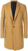 Paul Smith tailored single-breasted coat