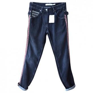 Etoile Isabel Marant Black Denim - Jeans Jeans