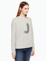 Kate Spade Initial sweatshirt