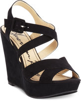 American Rag Rachey Platform Wedge Sandals, Only at Macy's