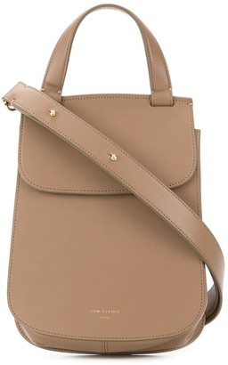Low Classic flap tote